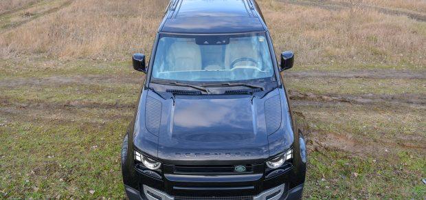 Land Rover Defender 110 D240 – Egy igazi ikonikus modell…