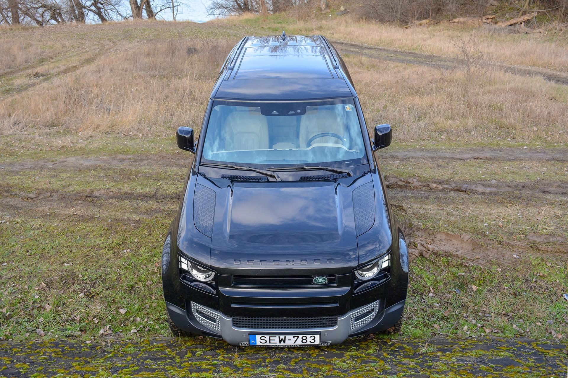 Land Rover Defender 110 D240