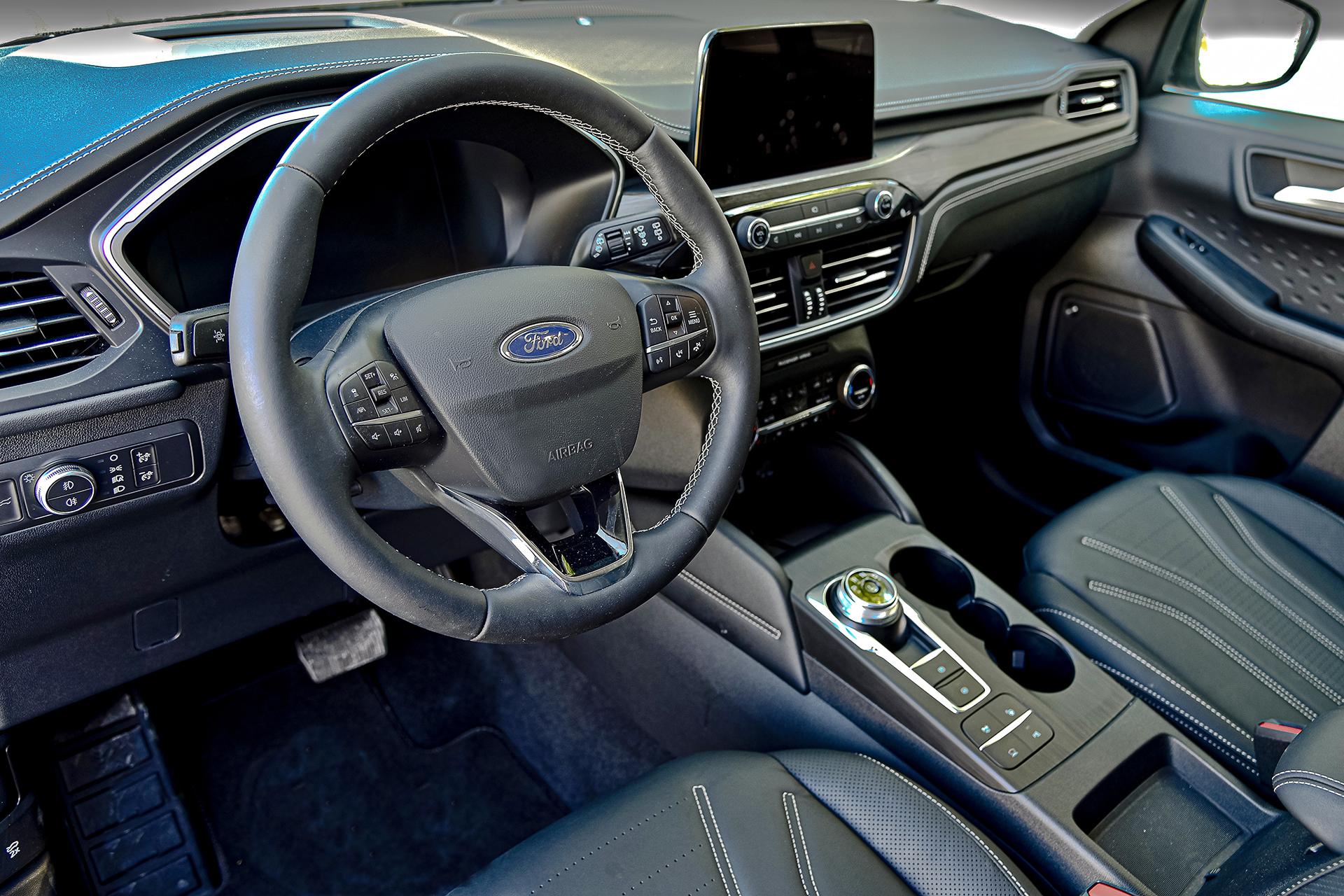 Ford Kuga FHEV