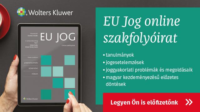 EU Jog online