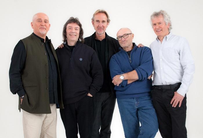 Phil Collins – a Genesis klasszikus felállása