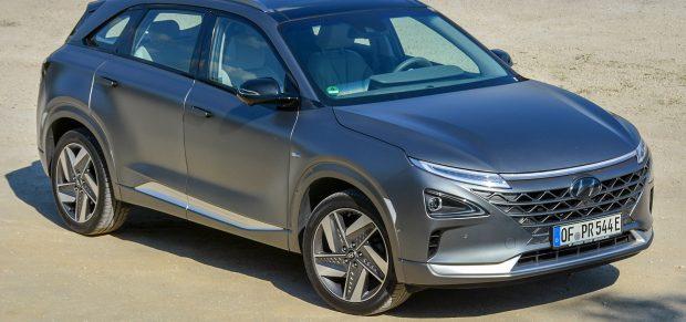 Hyundai NEXO – Levegő be! Tisztán ki!