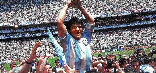 Maradona – Isten keze ingatag lábakon állt
