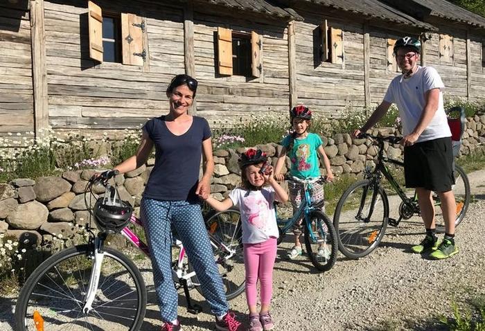 Kerékpárút – Palóc Út Egyesület, kerékpárkölcsönző