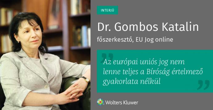 Dr. Gombos Katalin