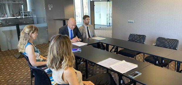 Budapesten ülésezett az Európai Ombudsmani Intézet elnöksége