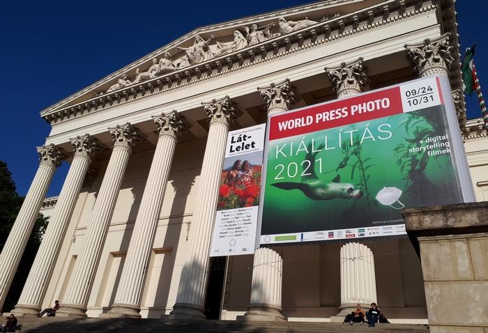World Press Photo Kiállítás 2021 - Budapesti World Press Photo-vándorkiállítás